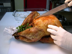 Carve Your Turkey Safely!